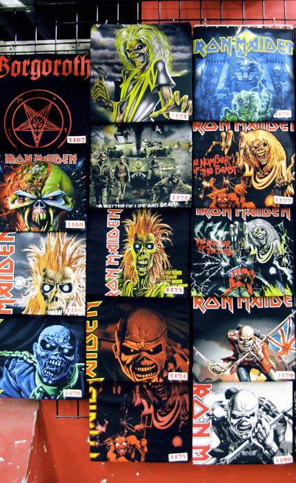 ☆ Iron Maiden