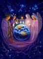 12 Steps to Self Empowerment - angels photo