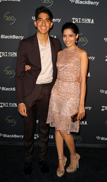 "2011 Toronto International Film Festival - ""Trishna"" After Party- September 9, 2011"