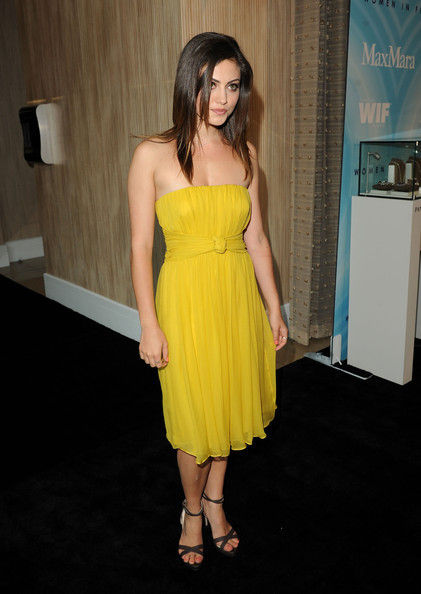 2011 Women In Film Crystal + Lucy Awards - Red Carpet june 15