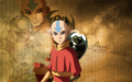 Aang ~ ♥ - avatar-the-last-airbender wallpaper
