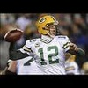 Green 만, 베이 Packers 사진 entitled Aaron Rodgers