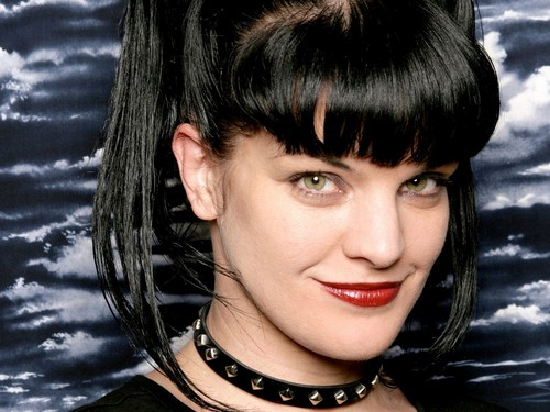 Abby Sciuto wallpaper probably containing a portrait entitled Abby Sciuto Wallpaper