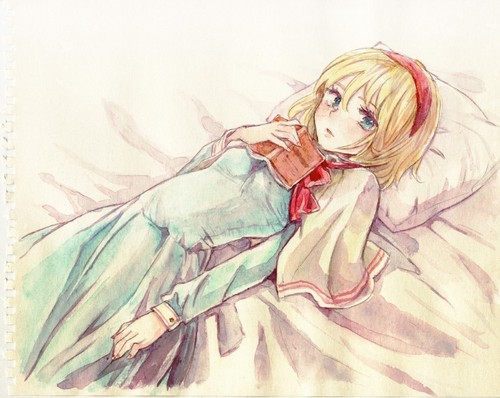 Alice Margatroid <3