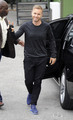 Arriving at Fountain Studios 7th October - gary-barlow photo