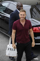 Arriving at Fountain Studios 8th October - gary-barlow photo