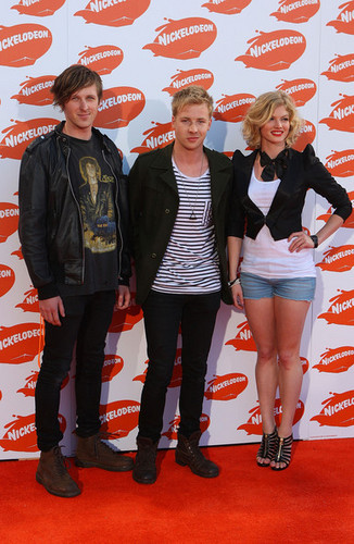 Australian Nickelodeon Kids' Choice Awards 2009 - Arrivals