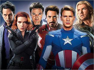Avengers Revealed!