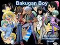 Bakugan boy