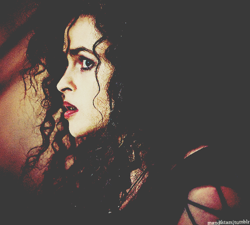 Bellatrix Lestrange!
