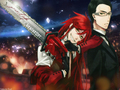 Black Butler - Grell & William