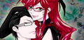 Black Butler - Grell & William - teampeeta649 photo