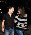 Blaine & Rachel