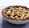 Blueberry Pie - pie photo