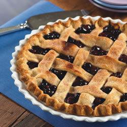 bosbes, blueberry Pie