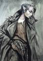 Bordertown Sketches - brian-froud photo