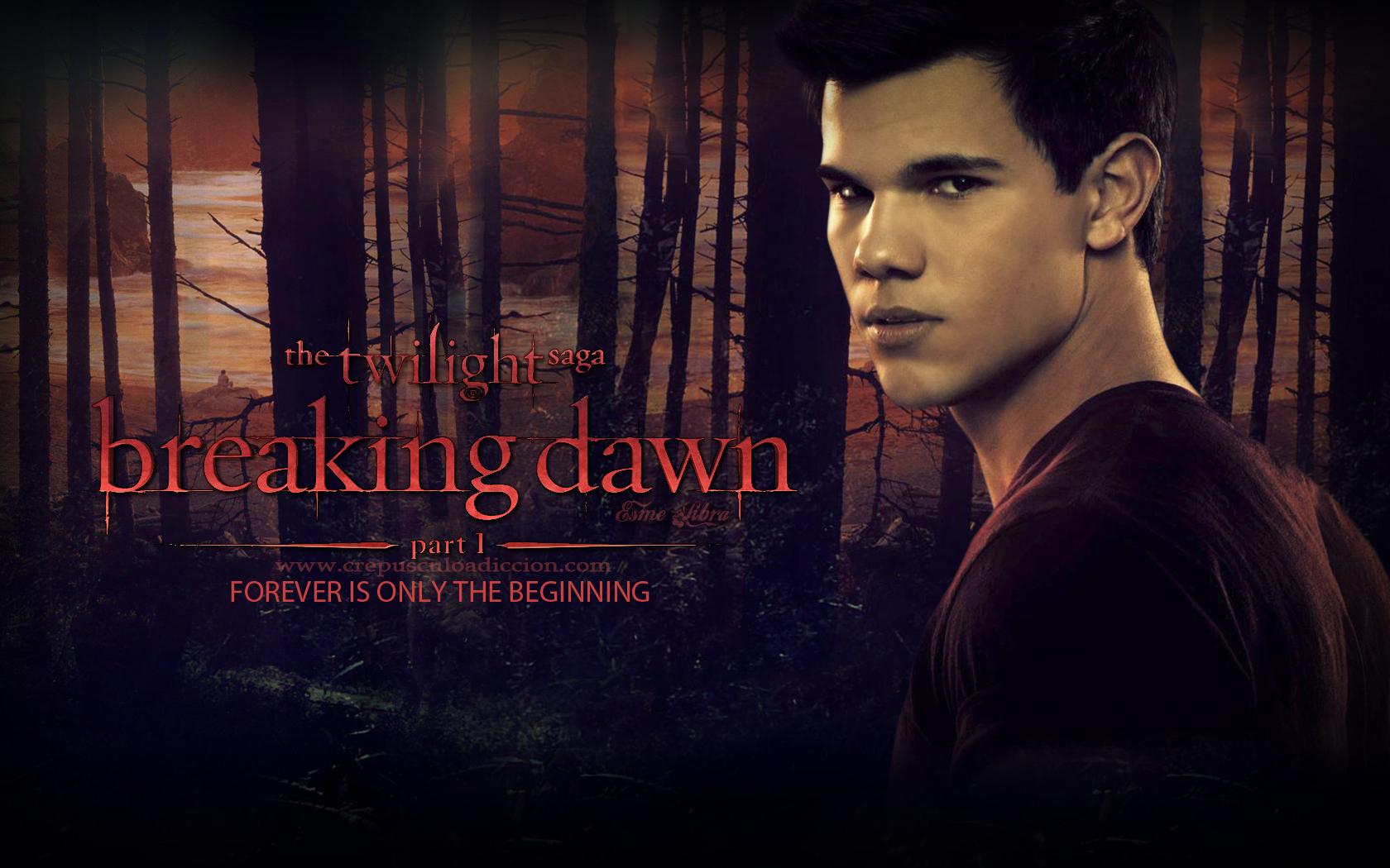 Breaking Dawn Wallpaper