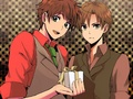 Brothers, Spain and Romano