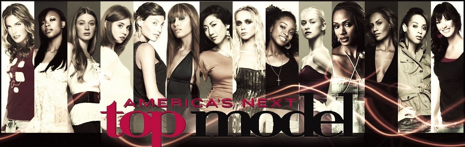 America's Next Top Model CYCLE BANNER