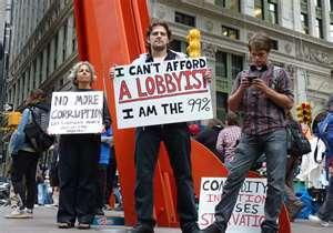Can't Afford Lobbyists
