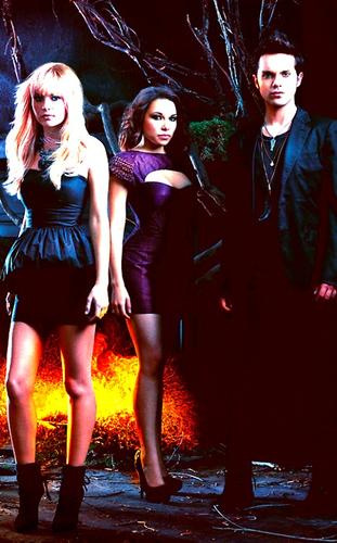 Cassie, Melissa, Adam
