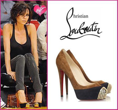 Christian Louboutin high heels <3