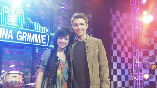 Christina Grimmie on Musical Guest, So Random - christina-grimmie Photo