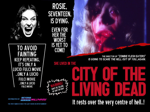 Horror Movies images City of the Living Dead HD wallpaper and background photos