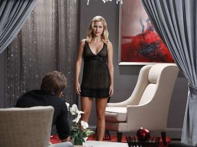 Claire Holt in TVD