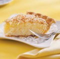 Coconut Cream Pie - pie photo