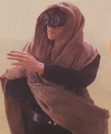 ROTJ DELETED SCENE - sandstorm on Tatooine