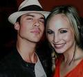 Damon & Caroline :) - damon-and-caroline photo