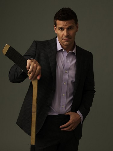 David Boreanaz wallpaper containing a business suit and a suit entitled David!♥