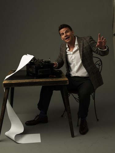 David!♥ - david-boreanaz Photo