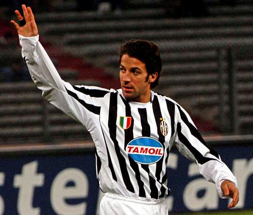 Del Piero karatasi za kupamba ukuta