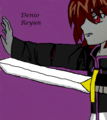 Denio Reyun_Made by me <3 - mirafabia fan art