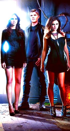 Diana, Nick, Faye