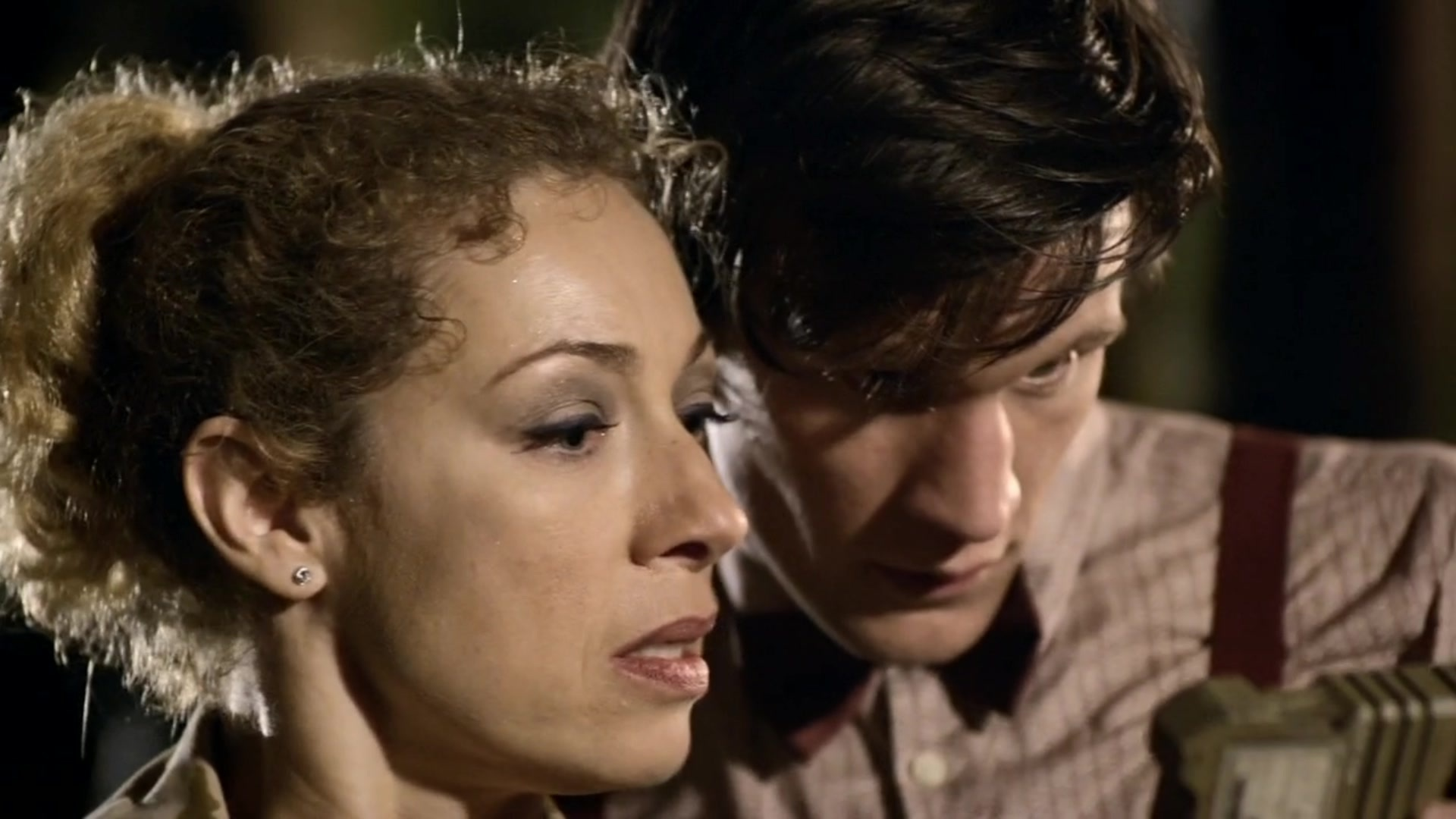 Doctor/River - 5x05 - Flesh And Stone