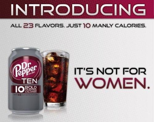 Dr. Pepper 10 Ad Campaign