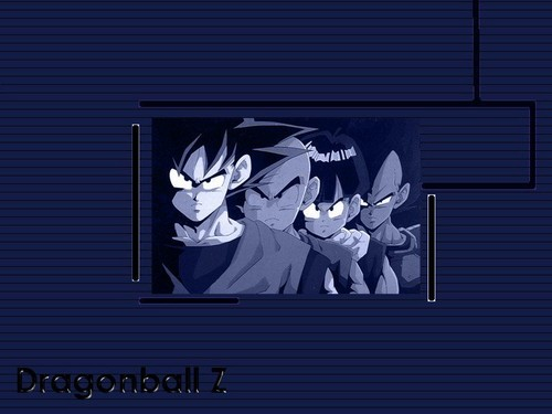 Dragon Ball Z wallpaper called Dragonball Z
