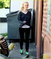 Elle Fanning: Dance Class in Studio City! - elle-fanning photo