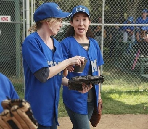 Episode 8.07 - Put Me In, Coach - Promo fotos