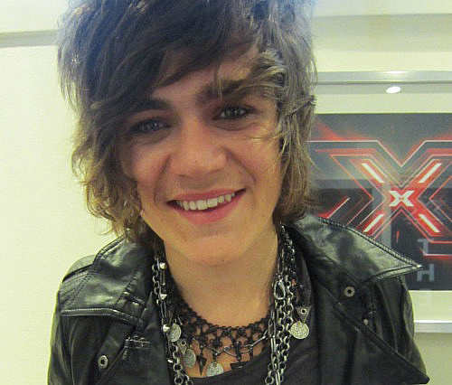 FC! BS Of 1st Live Show! Very Handsome/Talented/Amazing Beyond Words!! 100% Real ♥ - frankie-cocozza Photo