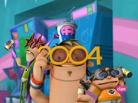 Fanboy ''N'' Chum Chum kertas dinding containing Anime called Fanboy, Boog and Chum Chum