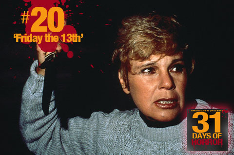 Female Killers: Pamela Voorhees