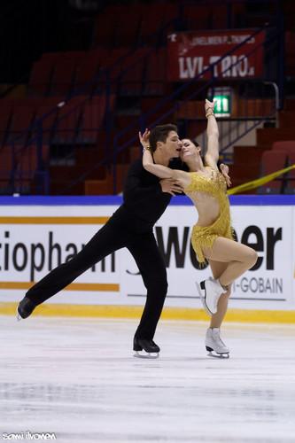 Finlandia trophy 2011 - DS practice