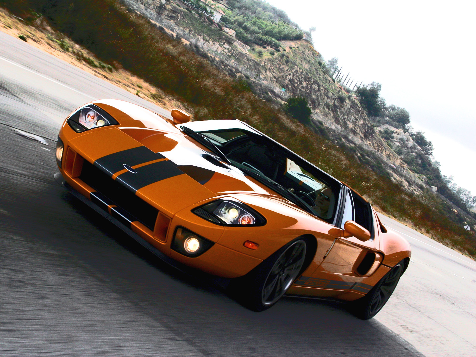 Ford GT ;) - Ford GT Wallpaper