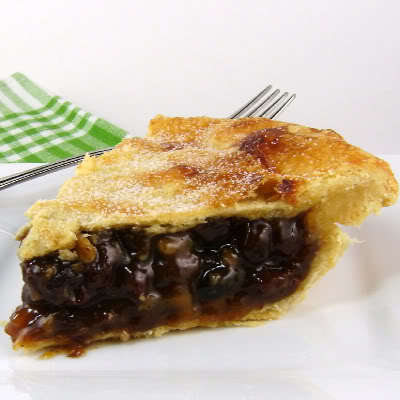 Funeral Pie(Raisin Pie)
