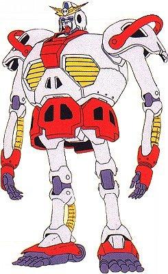 GF13-047NMA Skull Gundam