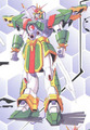 GF7-010NC Kouga Gundam